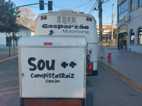 Primeiro encontro de Campistas Raiz no estado de São Paulo -Conchal