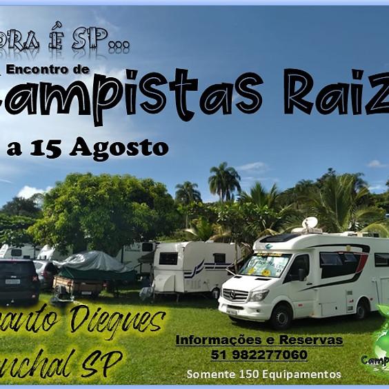 Encontro dos Campistas Raiz Recanto Diegues - Conchal SP