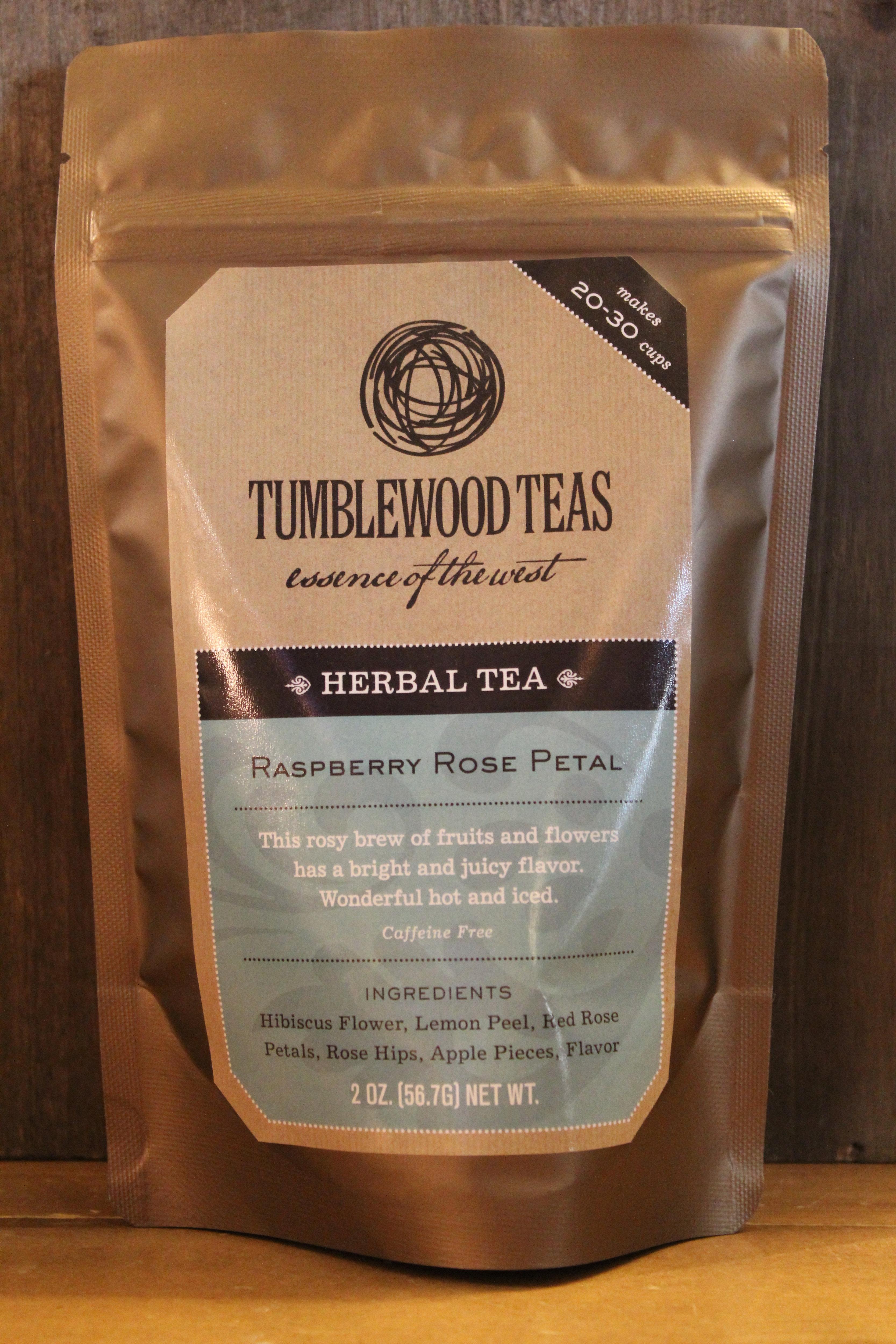 Raspberry Rose Petal Herbal Tea Sassysistersmt12
