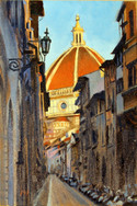 St Mary of the Flower - Florence 12x8