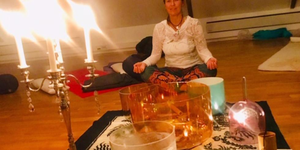 FULLMÅNE YIN FLOW & SOUND HEALING