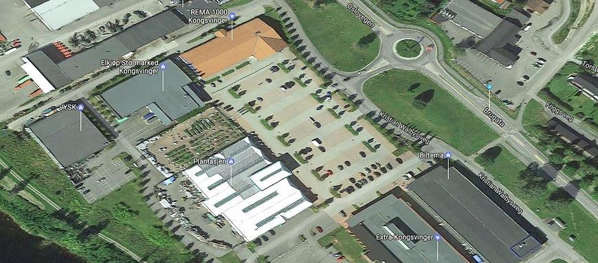 Langeland handelspark