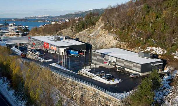 Moa handelseiendom, Ålesund Njord Real Estate