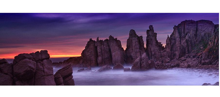 Cape Woolamai Pinnacles, Phillip Island (0106)