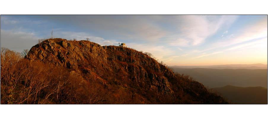 The Pinnacles Avon Wilderness (0113)
