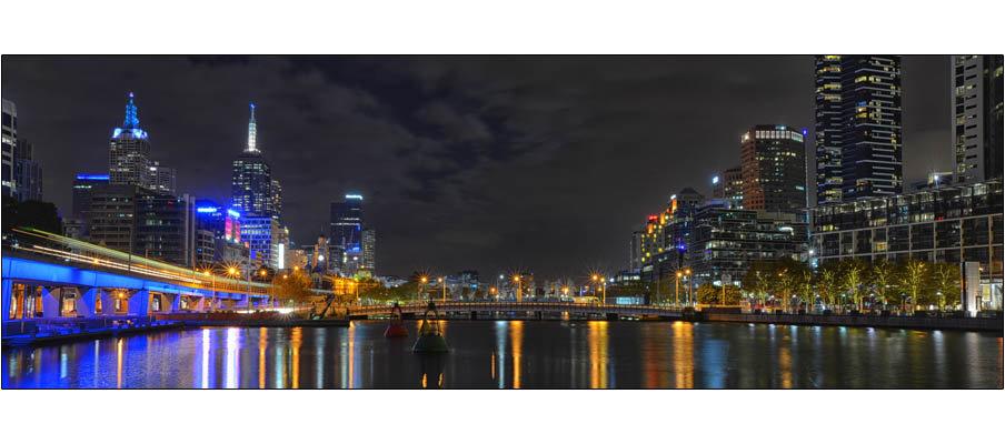 Melbourne Night (0108)
