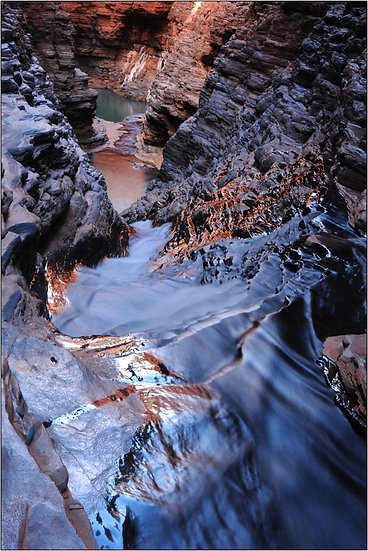 Regans Pool - Karijini NP (0140)