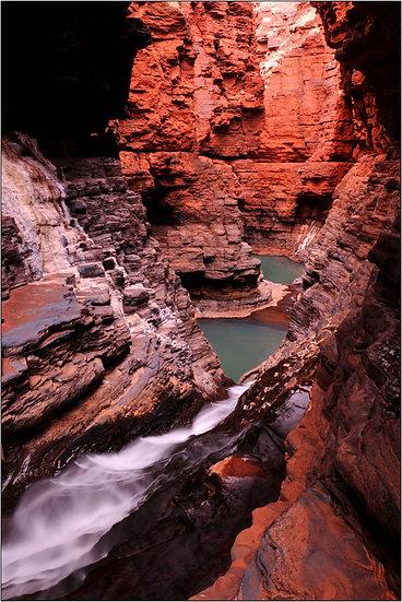 Regans Pool - Karijini NP (0139)