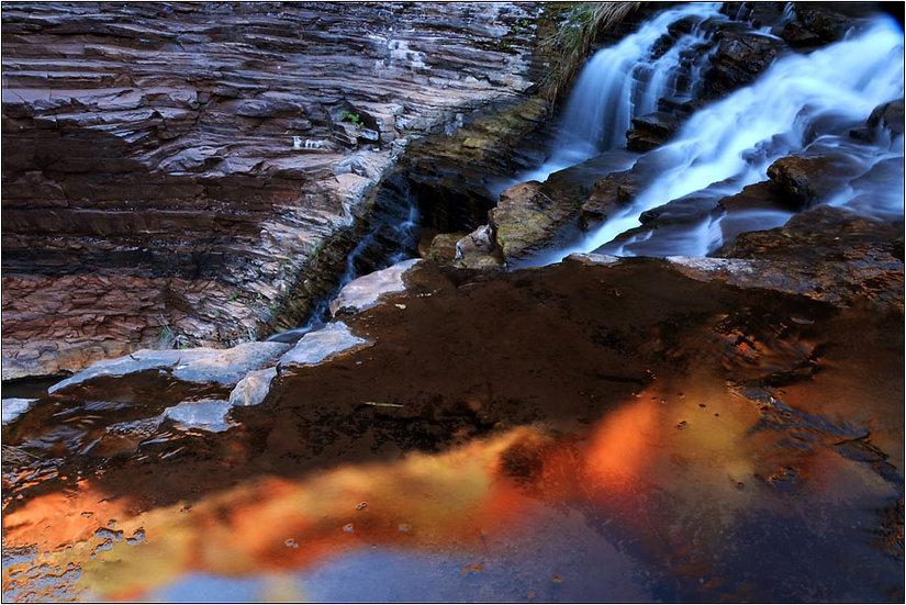 Fortescue Falls - Karijini NP (0136)