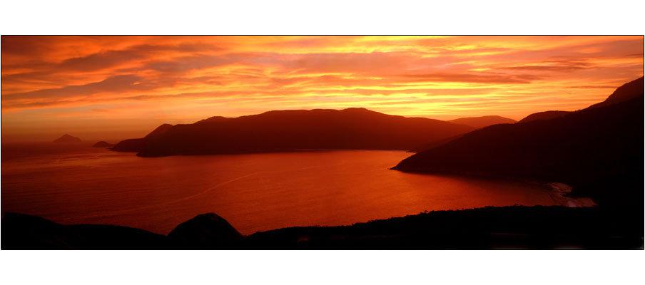 Waterloo Bay Sunset (0096)