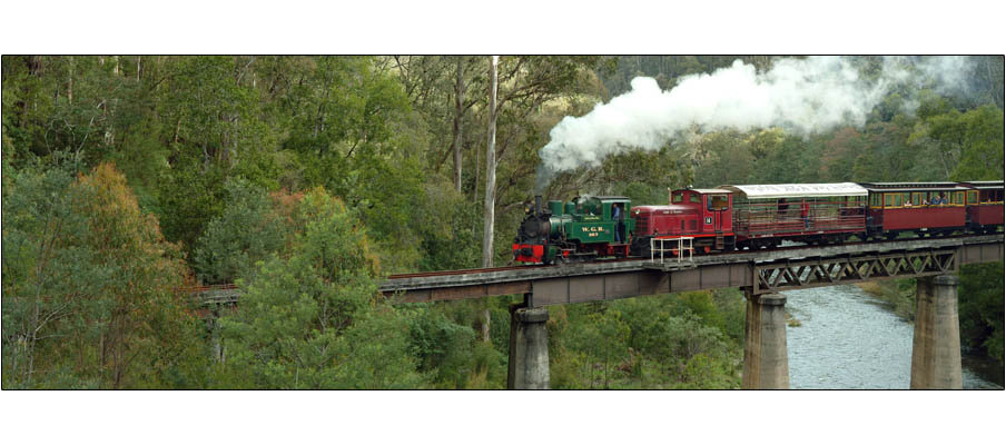 Walhalla Train (0088)
