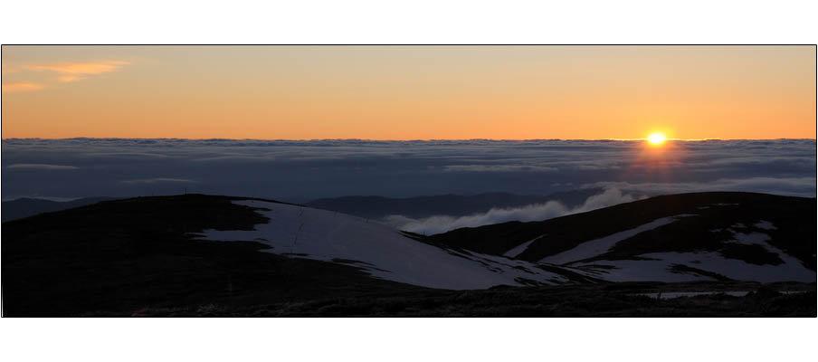 Sunrise on Mt Bogong  (0048)