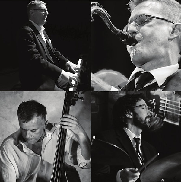 Chris Ingham Quartet (Getz - A Musical P