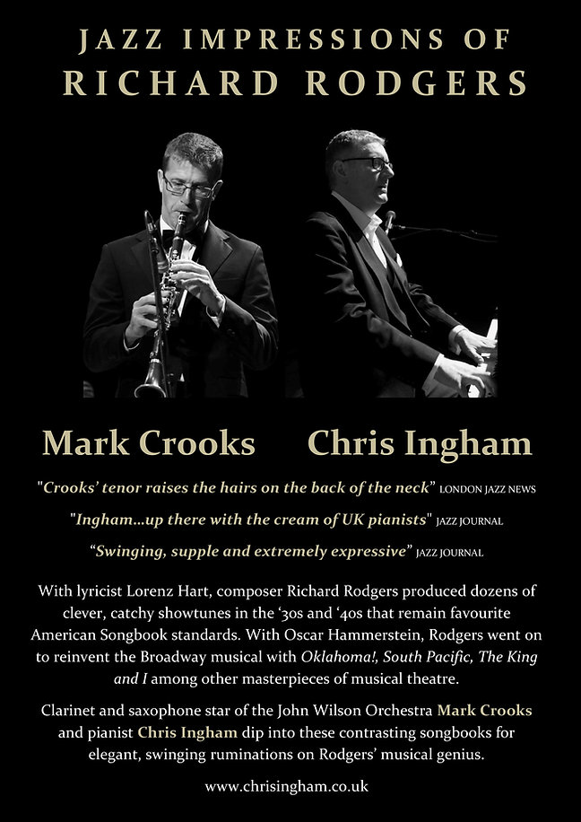 Jazz Impressions of Richard Rodgers-page