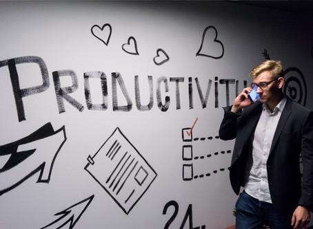 5 claves para maximizar tu productividad en cuarentena