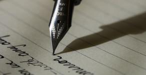 ¿Quieres ser más productivo? Escribe.