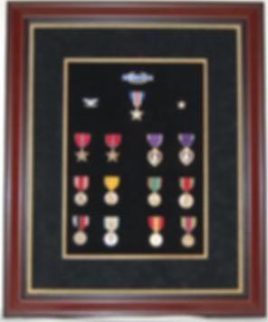 Medal Frame Display