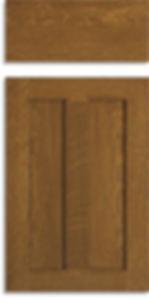 Mission Oak Door and Drawer