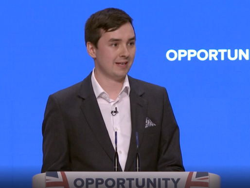 Offploy takes main stage at the Conservative Party Conference