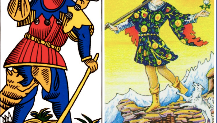 Analysis of the Fool (0) in Tarot - Part 1 (Symbolism)