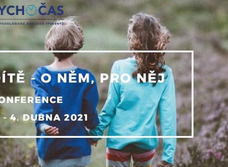 Konference 2021: Dítě – o něm, pro něj