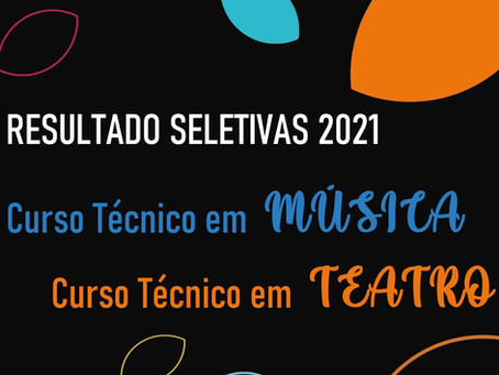 CURSOS TÉCNICOS 2021