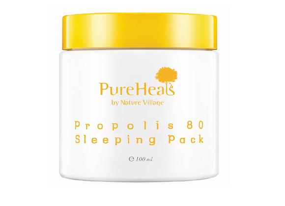 Propolis 80 Sleeping Pack 3.38 fl. oz. (100 ml)