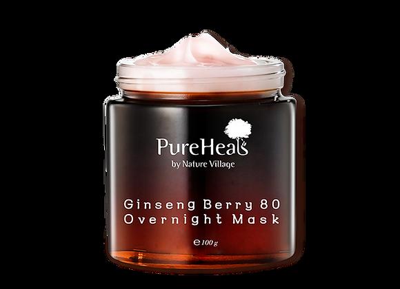 Ginseng Berry 80 Overnight Mask (100ml)