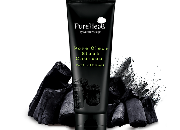 Pore Clear Black Charcoal Peel-off Pack (100g)