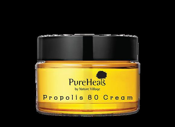 Propolis 80 Cream 1.69 fl. oz. (50 ml)