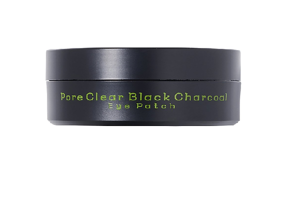 Pore Clear Black Charcoal Eye Patch (60ea)
