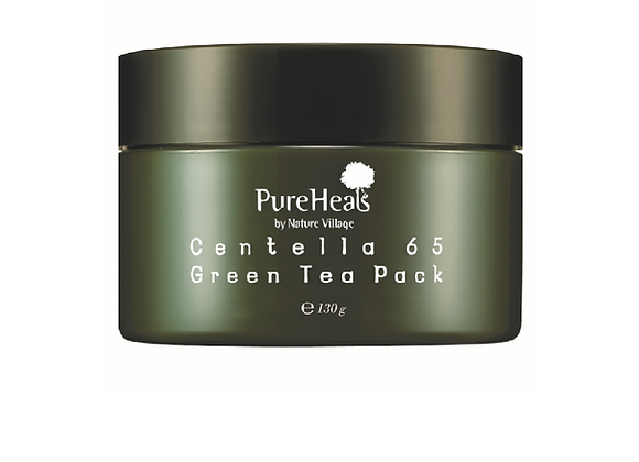 Centella 65 Green Tea Pack 4.59 oz (130g)