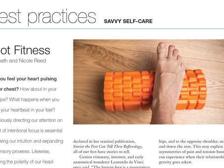 Foot Fitness | Massage & Bodywork Magazine