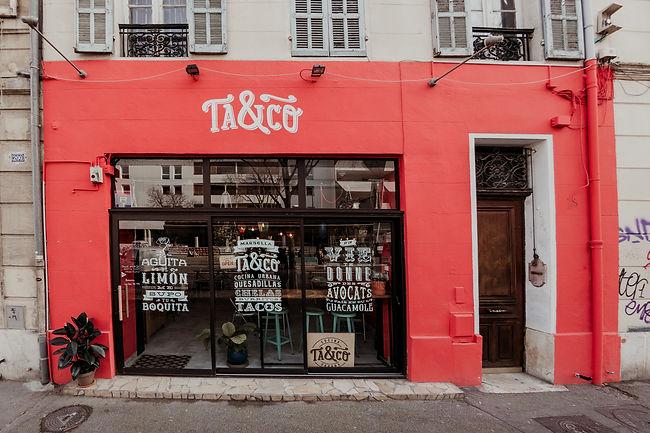 TA&Co Restaurant Mexicain Marseile TAANDCO