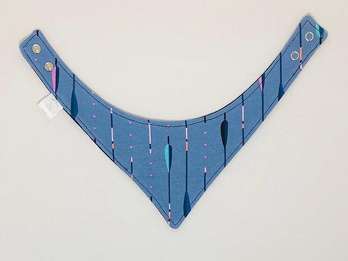 Foulard à motifs de flèches