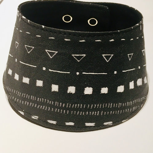 Foulard pour chats à motifs aztèques