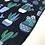 Thumbnail: Imperméable tissu Cactus - Col Mao ou capuchon *sur commande*