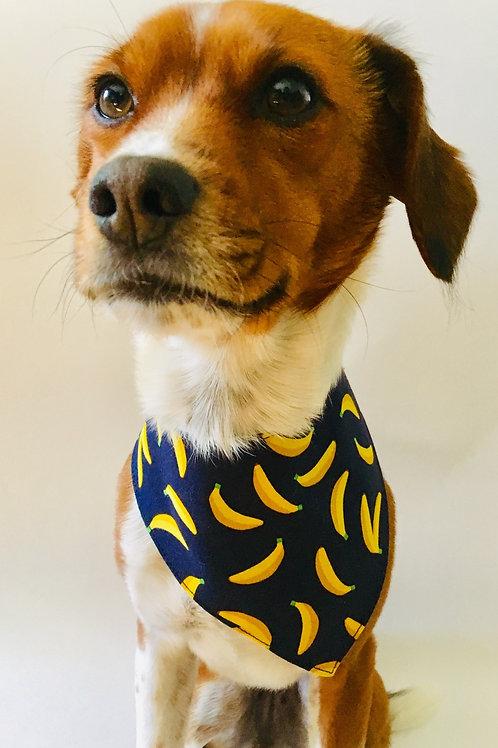 Foulard à motifs de bananes