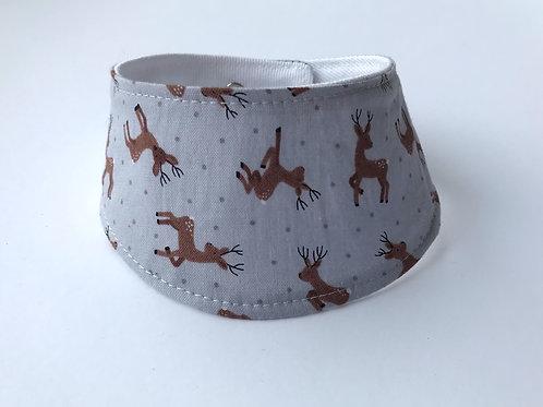 Noël - Foulard pour chats à motifs de Bambis