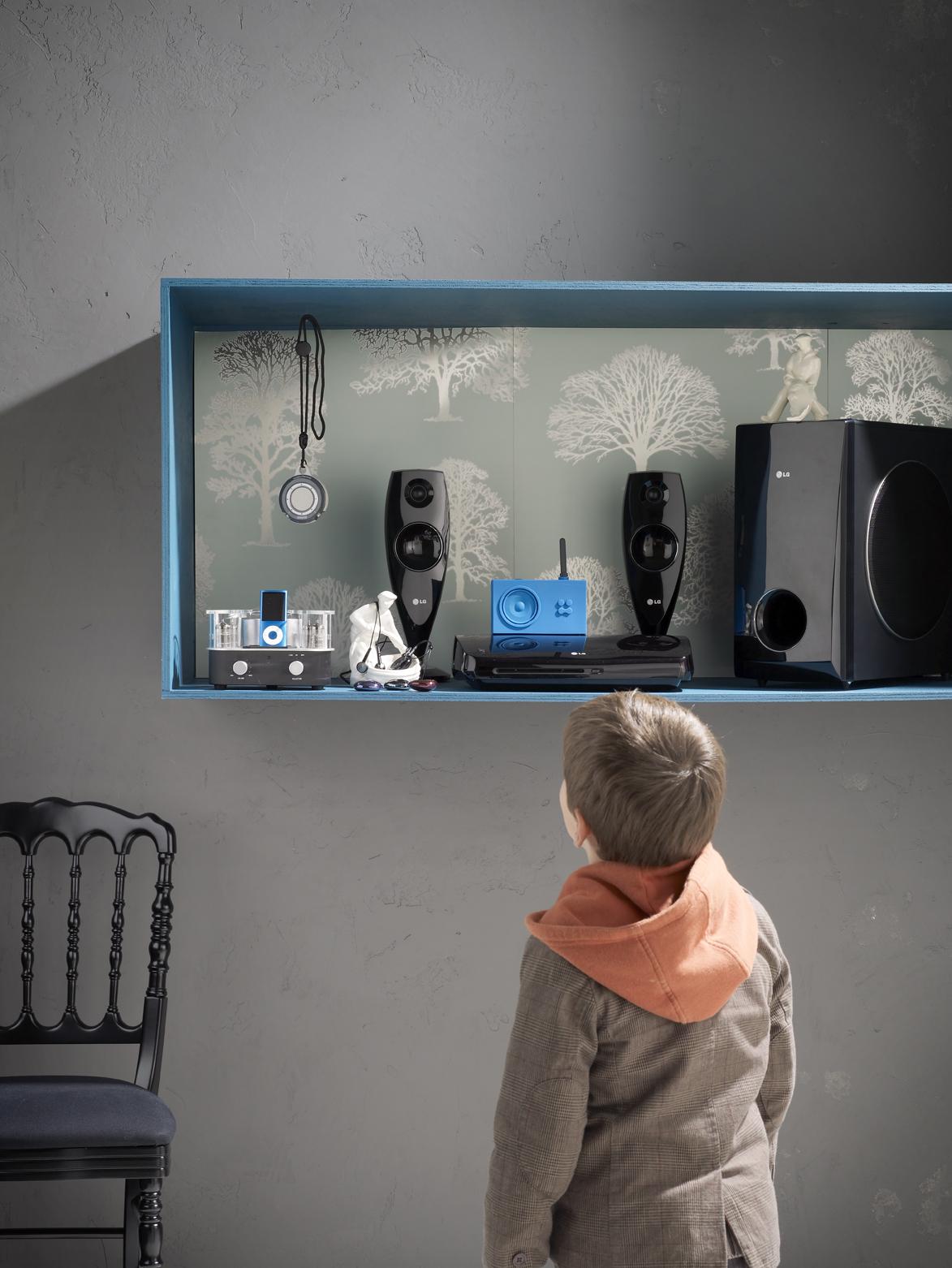 Côté Ouest/ Dioramas High Tech
