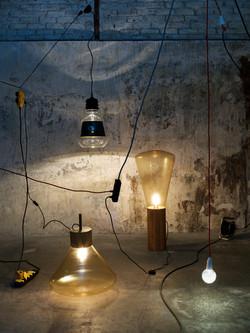 Maison Française / Light On