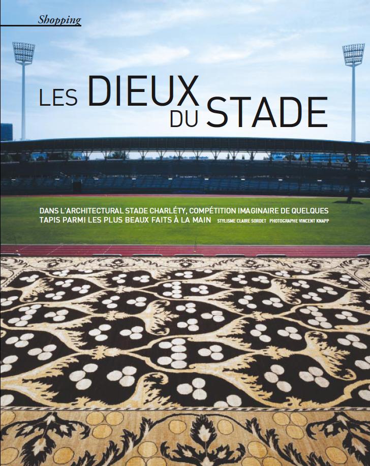 Maison Française/ Dieux du Stade