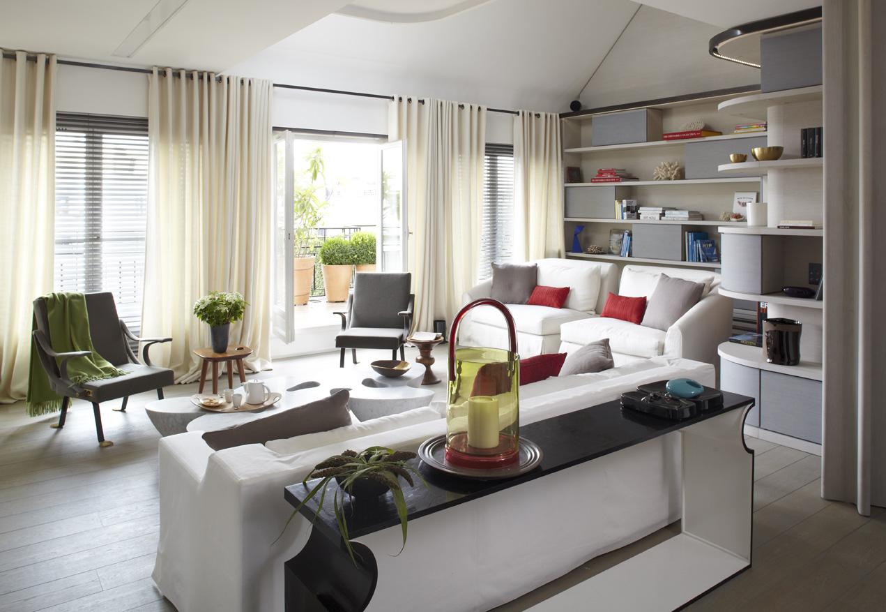 Elle Déco / Penthouse F.Champsaur