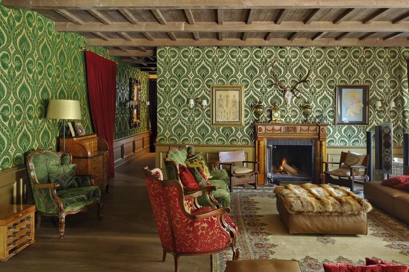 Maison Française/Baroque Autrichien