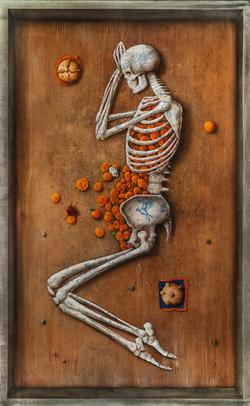 La dulce muerte (Panel 3, el ritual)