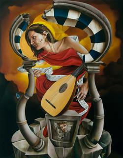 Alegoría de la música