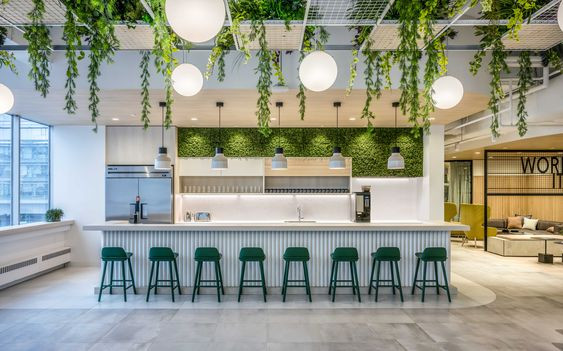 Biophilic Design is the new green