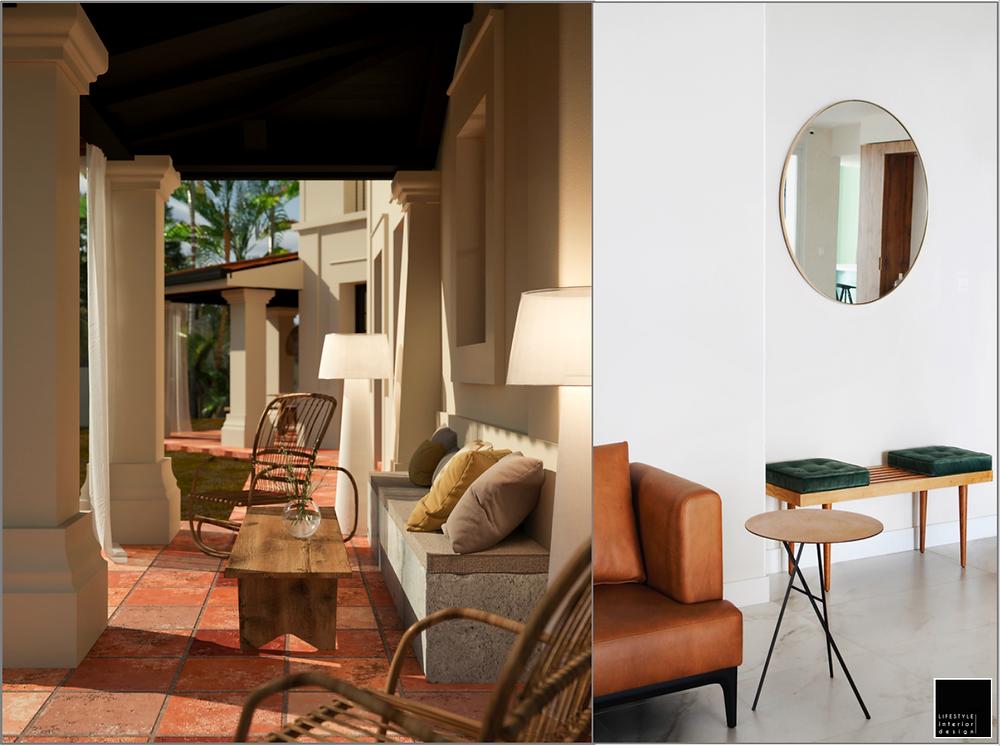Structured simplicity interior design - Vietnam Ho Chi Minh