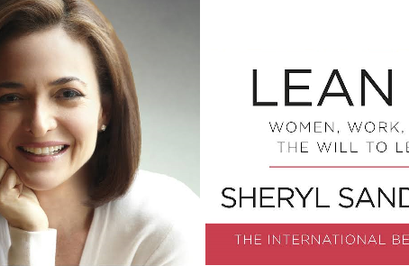 Lean IN by Sherly Sanderberg - My Lessons