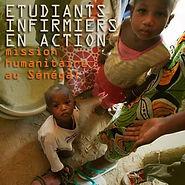 Etudiants infirmiers mission humanitaire Sénégal